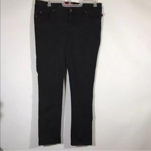 Tripp 18R Black Jeans Skinny Daang Goodman NYC
